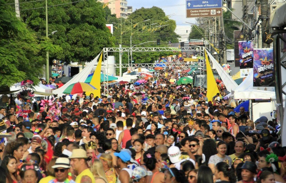 Prefeitura de Manaus muda trânsito e linhas de ônibus devido os blocos de carnaval neste fim de semana