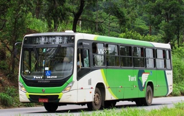 """MG: Grupo botam fogo ônibus da Turi em Sete Lagoas e deixam bilhete, """"vamos queimar mais"""""""
