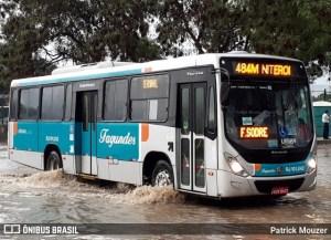 RJ: Campanha nos ônibus conscientiza foliões sobre carnaval seguro