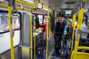 Ônibus intermunicipais  que ligam Curitiba a Piraquara surgem com duas catracas