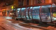 Homem acaba esfaqueado dentro de ônibus em Curitiba nesta madrugada
