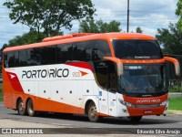 PRF apreende ônibus da Viação Porto Rico por irregularidades na BR-060 em Goiânia