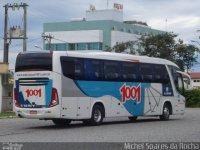 RJ: Motorista da Auto Viação 1001 deixa passageira sem embarcar por má prestação de serviço em Macaé, diz cliente