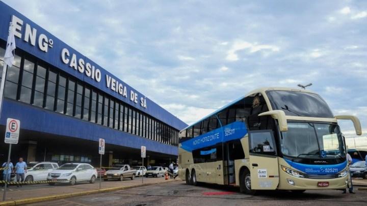 Rodoviária de Cuiabá registra aumento de 40% nas viagens durante o Carnaval 2020