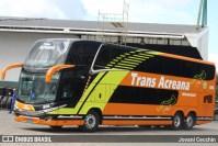 Trans Acreana renova com dois novos Paradiso New G7 1800 DD Volvo