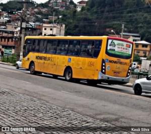 RJ: Prefeitura de Nova Friburgo determina que passagem de ônibus seja pagas apenas com bilhete eletrônico