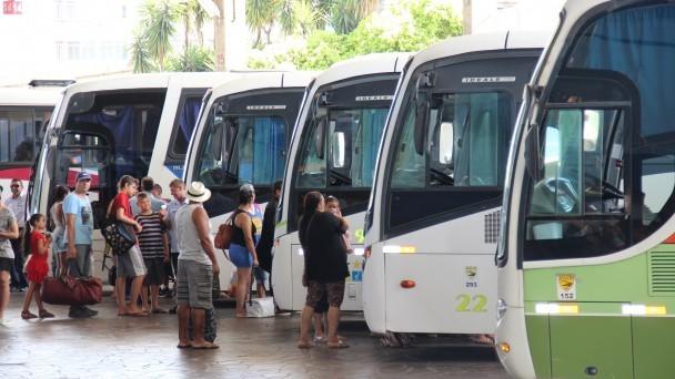 RS: DAER prorroga prazos de autorizações para fretamento e turismo e linhas regulares