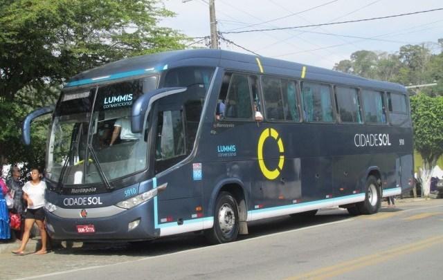 BA: Acidente entre carro e ônibus da Viação Cidade Sol deixa um morto na Estrada do Feijão