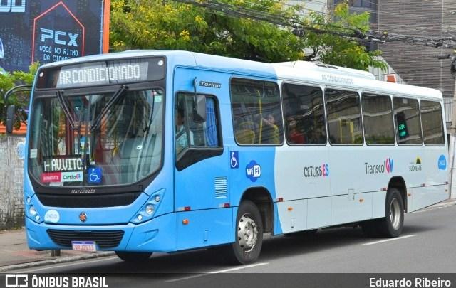 Ceturb-ES divulga linhas alternativas para quem utiliza os ônibus seletivos