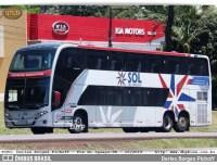 Segue suspensa a venda de passagens de ônibus para o Paraguai