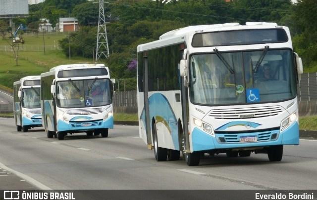 Auto Viação Vera Cruz segue vendendo parte de seus ônibus
