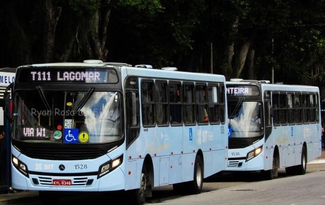 RJ: Prefeitura de Macaé determina que ônibus municipais não circulem com passageiros em pé
