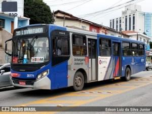 Linhas gerenciadas pela EMTU recebem novos ônibus com ar-condicionado