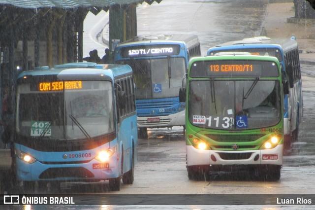 Prefeitura de Manaus informa que ônibus terão aumento na higienização por conta do Coronavírus