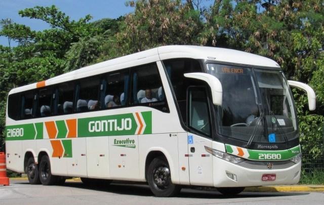 BA: Mais dois ônibus da Gontijo são abordados em Ilhéus por conta do Coronavírus