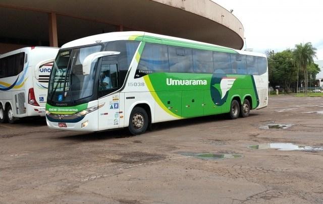 MS: Transporte intermunicipal de passageiros está temporariamente suspenso