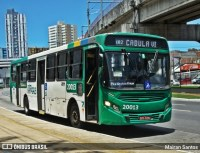 Prefeitura de Salvador anuncia aumento na tarifa de ônibus para esta quinta-feira