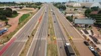 DNIT conclui duplicação da travessia urbana de Rondonópolis na BR-364/MT