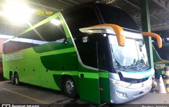 Expresso Transportes incorpora 4 ônibus LD para o trecho Goiânia x Alta Floresta