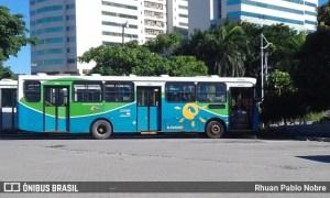 ES: Terminais e ônibus do Transcol seguem com reforço na limpeza para evitar o Coronavírus