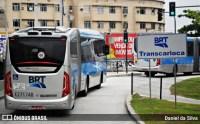 BRT Rio fechará estações e deixará de rodar durante a madrugada por conta do coronavírus