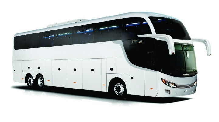 Comil ônibus anuncia férias coletivas por conta do coronavírus