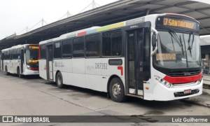 Empresas de ônibus da Zona Oeste do Rio seguem em crise e até sem combustível para operação neste fim de semana, aponta site