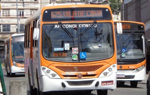 RJ: Nova Iguaçu decreta estado de calamidade e restringe ações do transporte de passageiros
