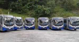 RJ: Turb Petrópolis recebe seus 10 novos ônibus Mascarello