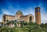 SP: Santuário Nacional de Aparecida segue sem missa, porém recebe milhares de fiéis