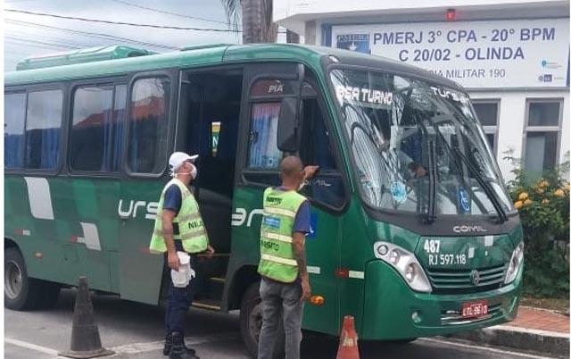 RJ: Prefeitura de Nilópolis impende a circulação de ônibus intermunicipais e de fretamento