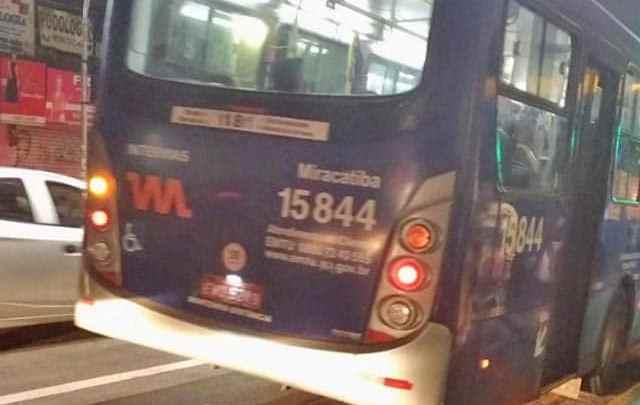 Ônibus da Viação Miracatiba vira alvo de reclamação de cliente na internet em São Paulo