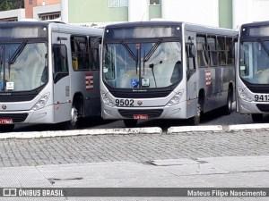 SC: Blumenau deve ter paralisação de ônibus nesta terça-feira 3