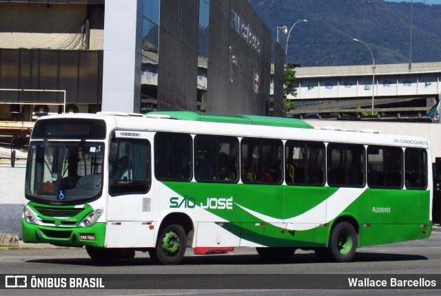RJ: Viação São José coloca cem funcionários de férias coletivas por 15 dias