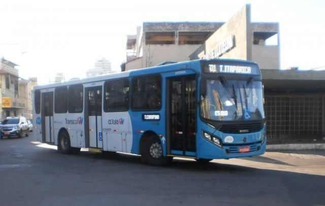 ES: Acidente com ônibus deixa cinco feridos no município de Serra nesta quinta-feira