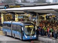 Rio: Passageiros do BRT Rio reclamam da demora e confusão na volta para casa