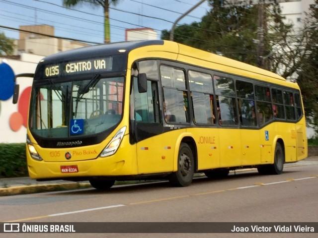 Prefeitura de Joinville amplia linha de ônibus que atende aos profissionais de saúde durante a pandemia