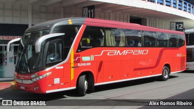 Viação Sampaio segue operando linhas interestaduais durante a pandemia da Covid-19