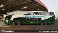 Viação Motta surge com novo ônibus DD Volvo 8x2 na Rodoviária de Londrina