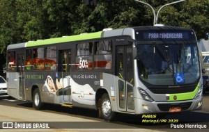 PR: Prefeitura de Maringá publica novo decreto proibindo a circulação de ônibus e restrições ao comércio
