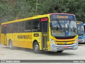 RJ: Nova Friburgo segue com alterações em 20 linhas de ônibus por conta da chuva
