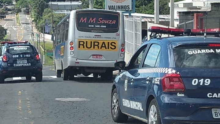 SP: Termina o sequestro de micro-ônibus roubado por detentos de Porto Feliz