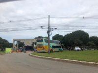 Polícia Federal detém ônibus de turismo com militantes do MST em Brasília