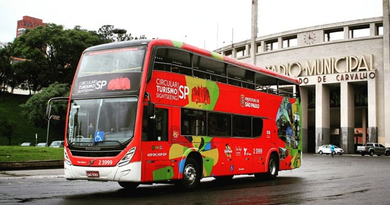 SPTrans fecha o Museu dos Transportes e suspende o funcionamento da Linha Circular Turismo
