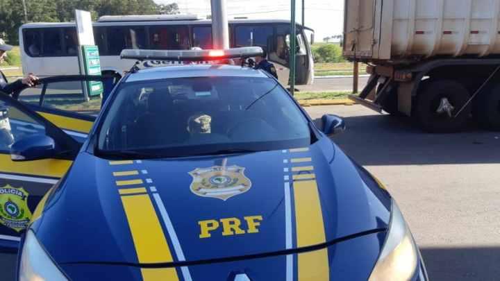 RS: Homem procurado pela justiça é preso durante fiscalização da PRF na BR-386
