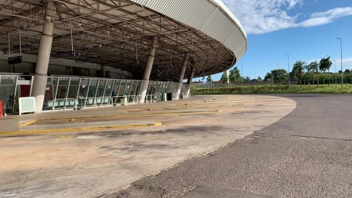 Rodoviária de Campo Grande segue fechada até 6 de abril