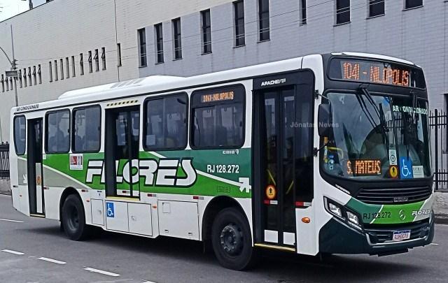 RJ: Transporte Flores segue realizando linha entre a Baixada Fluminense e o Rio durante a pandemia da Covid-19, afirma site