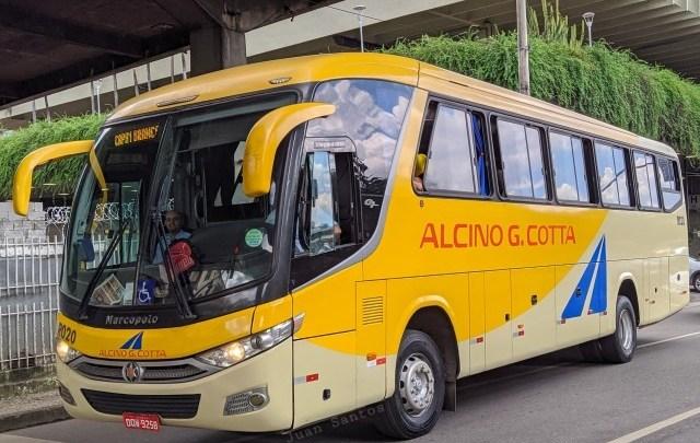 MG: Ônibus vindo de Capim Branco e Matozinho é proibido de entrar em Belo Horizonte