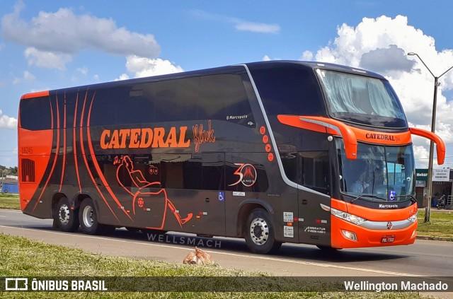 DF: Com baixa de passageiros, Catedral passa oferecer passagem a partir de R$ 4,99