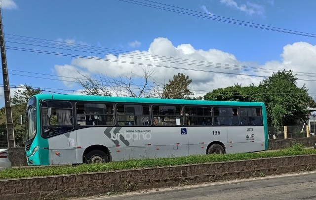 Prefeitura de Juiz de Fora realiza ação educativa dentro dos ônibus por conta da Covid-19